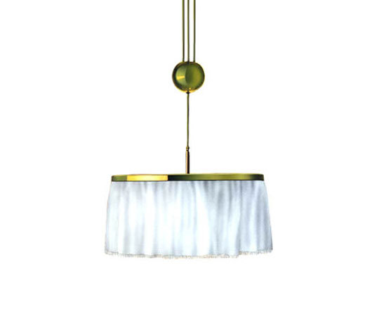 Kugelzug pendant lamp by Woka | General lighting
