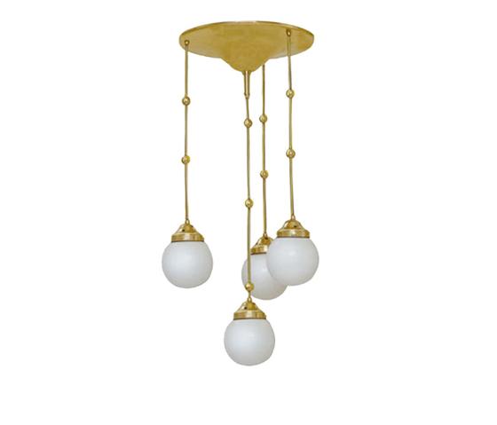 KM1 chandelier by Woka | General lighting