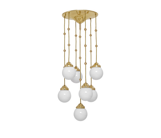 KM2 chandelier by Woka | General lighting