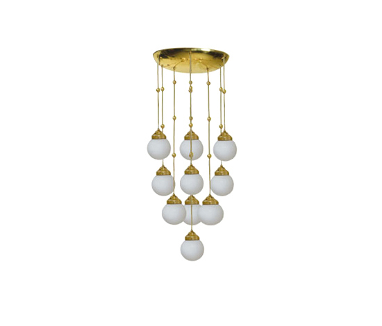 KM3 chandelier by Woka | General lighting