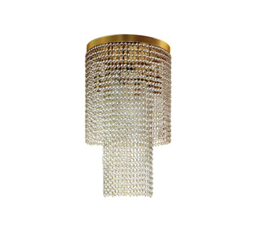 CR1 chandelier by Woka | General lighting