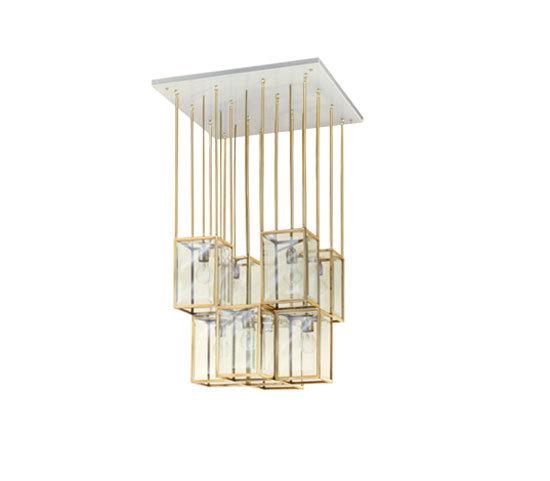 HH2 chandelier by Woka | General lighting