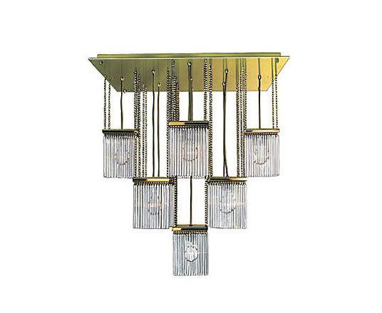 Scotch chandelier de Woka | Iluminación general