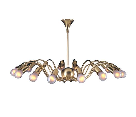 Josefstadt chandelier by Woka | General lighting