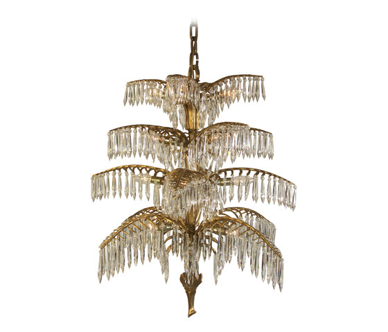 Palme chandelier by Woka | General lighting