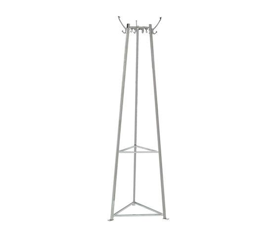 AL2 coatrack by Woka | Freestanding wardrobes
