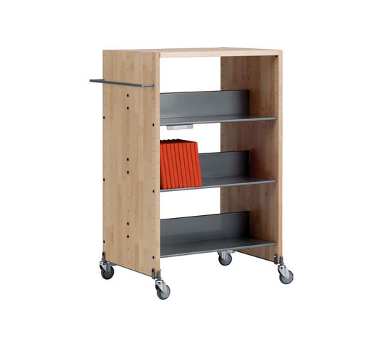 Modules / Book trolley - Mobil 2 by Lustrum | Book trolleys