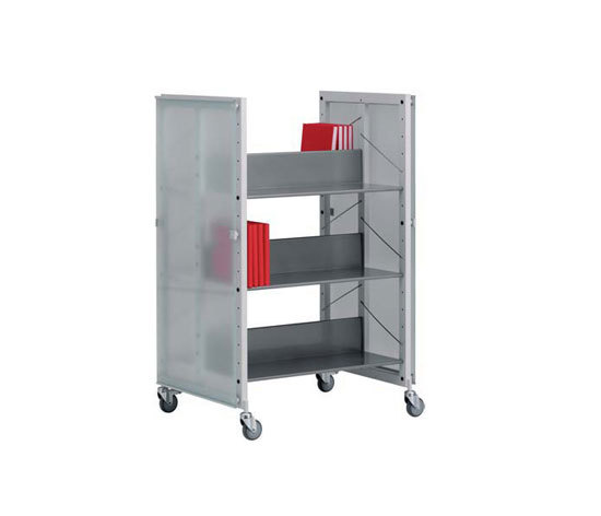 Modules / Book trolley - Mobil 2 de Lustrum | Chariots de livres