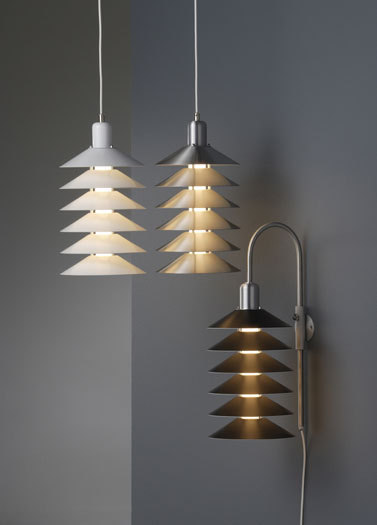 Tip-Top Pendant/Wall lamp by Pandul | Suspended lights