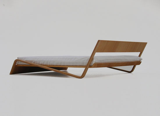 plio bed by nut + grat | Double beds