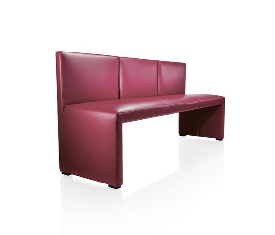 Corso Sitzbank von Wittmann | Polsterbänke