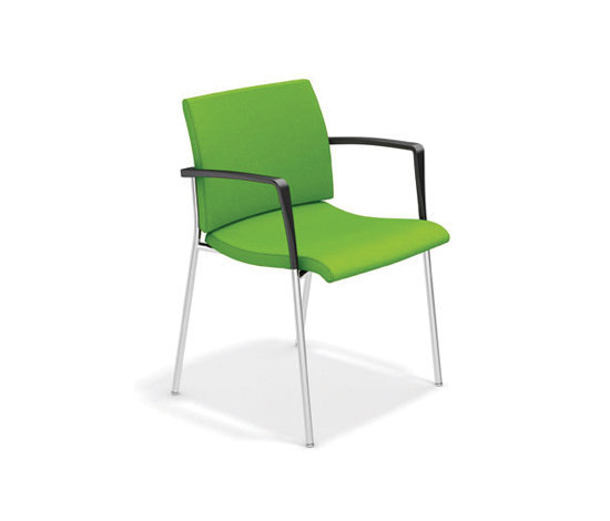 Feniks XL deluxe 2464/10 by Casala | Visitors chairs / Side chairs