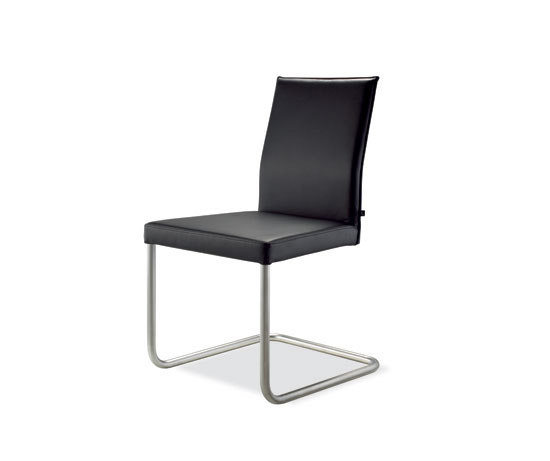 Aura Cantilever by KFF | Visitors chairs / Side chairs