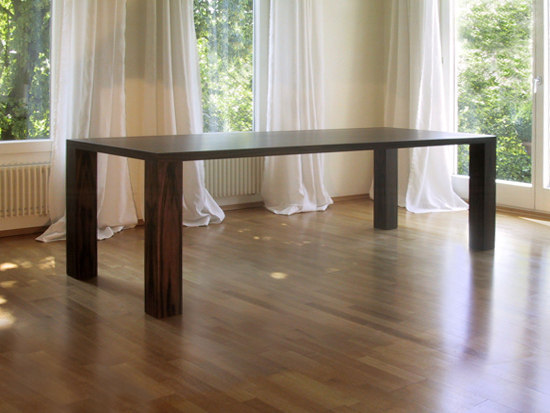 Teno dining table by DIMODIS | Dining tables