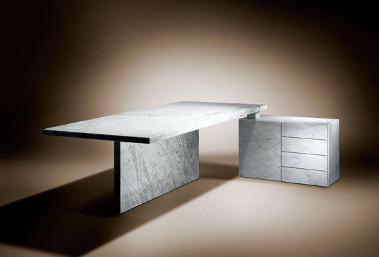 Seco writing desk de DIMODIS | Bureaux plats