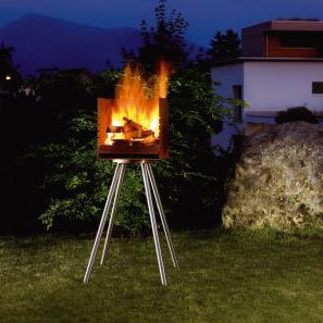 CUBE by Attika Feuer | Barbecues