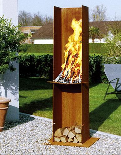 BAZAR by Attika Feuer | Garden fire pits