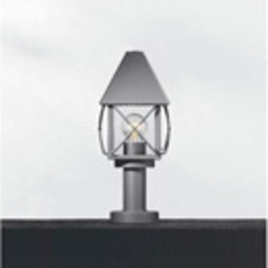 Pillar luminaire B1658 by BOOM | Path lights