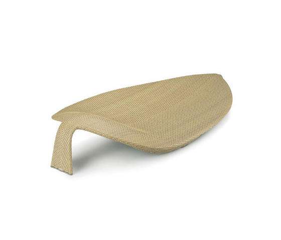 Leaf Beach chair XXL by DEDON | Sun loungers