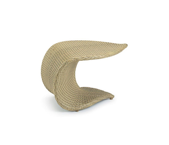 Leaf Side table by DEDON | Side tables