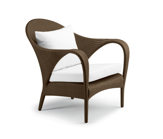 Tango Lounge chair by DEDON | Garden armchairs