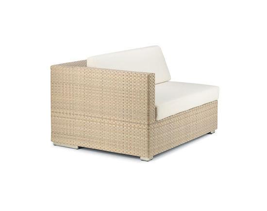 Lounge Modulo destro di DEDON | Poltrone da giardino
