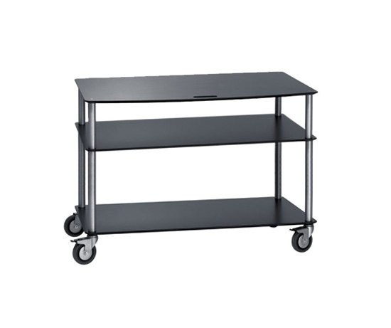 Bigbase By Cascando Tv Trolley With 1 Shelf Tv Trolley