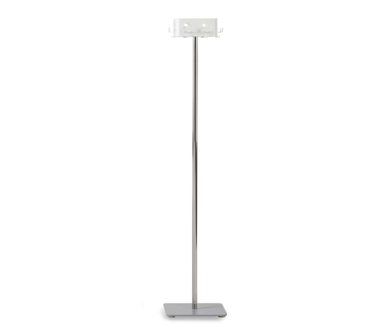 Flow Square coat stand by Cascando | Wardrobes