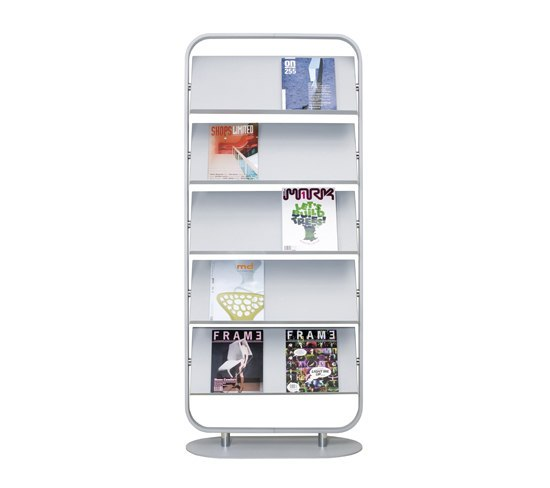 Focus Brochure stand by Cascando | Brochure / Magazine display stands