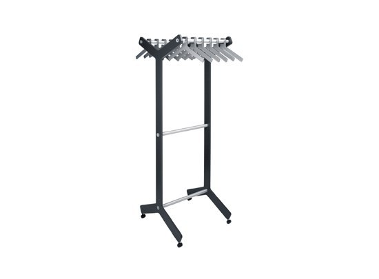 Round 20  Y-element with double bar by Cascando | Coat racks