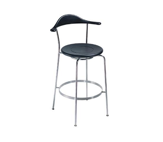 Napoleon Bar chair by Magnus Olesen | Multipurpose chairs