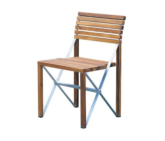 Xylofon chair by Magnus Olesen | Garden chairs