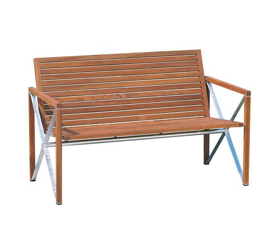 Xylofon bench de Magnus Olesen | Bancs de jardin