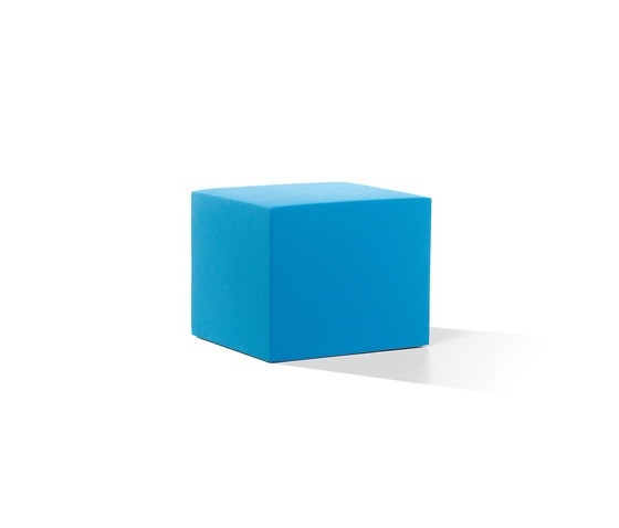 Infinity Cube S by Quinze & Milan | Modular seating elements