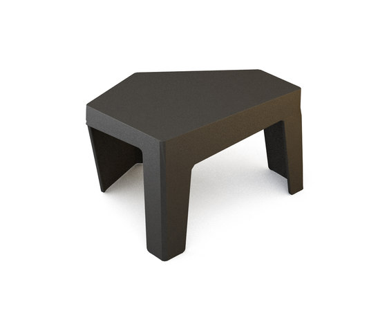 Maze Side table high by Quinze & Milan | Side tables