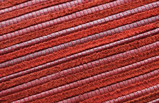 Zebrano Red by Limited Edition | Rugs / Designer rugs