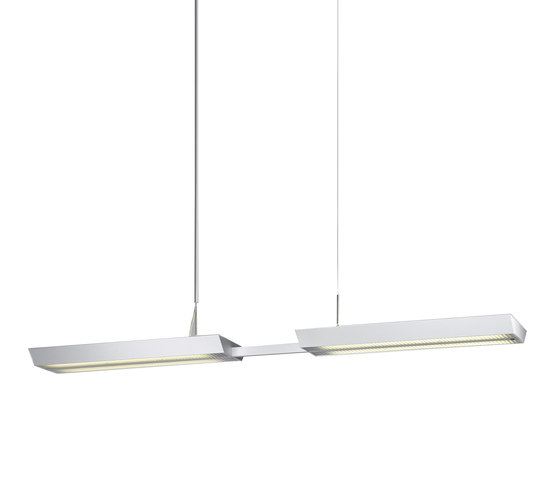 ECO LIT D 2 by Baltensweiler | Pendant strip lights