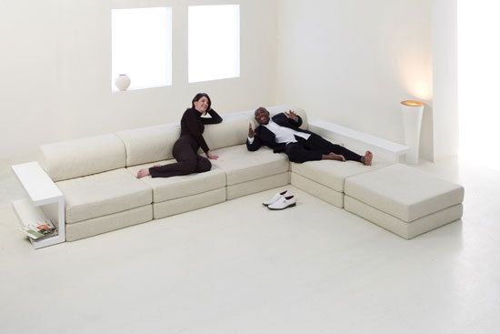 Ludus modular sofa de mobilia collection | Sofás