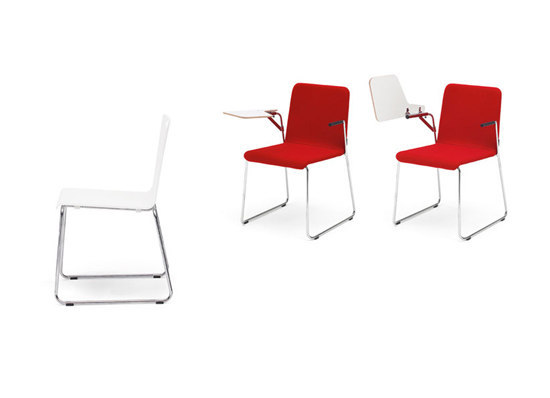 Mono Light chair* de OFFECCT | Chaises polyvalentes