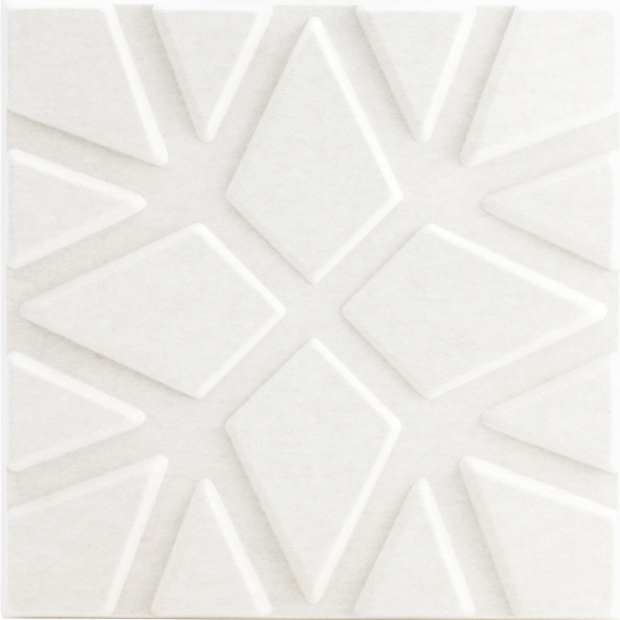 Soundwave® Geo by OFFECCT | Wall panels