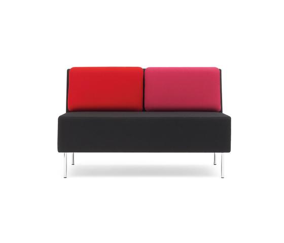 Playback sofa de OFFECCT | Elementos asientos modulares