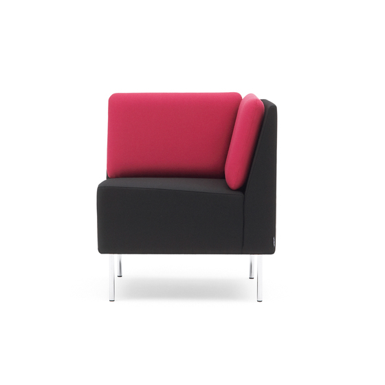 Playback by OFFECCT | Modular seating elements