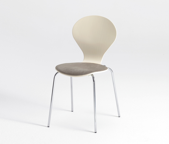 Rondo upholstered seat de Danerka | Chaises polyvalentes