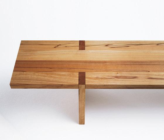 ZEN/10 Bank von Holzmanufaktur | Sitzbänke