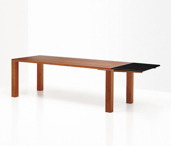 PLAIN table de Holzmanufaktur | Tables de repas
