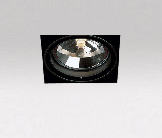 Grid In Trimless | Grid in Trimless 1 QR - 202 61 00 01 by Delta Light | Spotlights