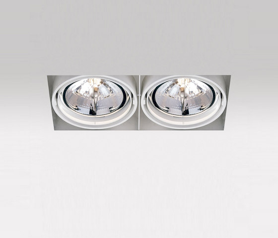 Grid in Trimless | Grid in Trimless 2 QR - 202 61 00 02 by Delta Light | Spotlights