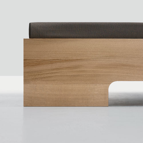 Snooze bed by Zeitraum | Double beds
