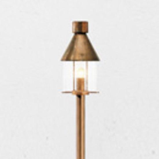 Pole-top luminaire B1718/B1728 by BOOM   Path lights