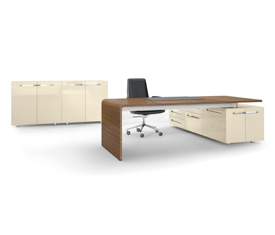 Lane office table di RENZ | Scrivanie direzionali